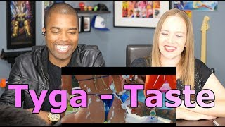 Tyga - Taste (Official Video) ft. Offset (REACTION 🔥)