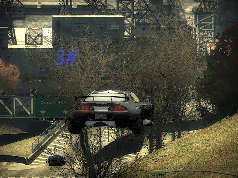 Need For Speed Опасный поворот-3часть
