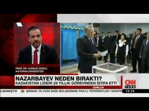 NURSULTAN NAZARBAYEV VE İSTİFASINDAKİ SIR PERDESİ...