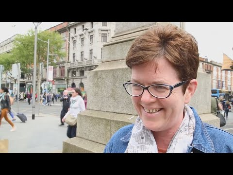 WATCH: What people on the streets of Dublin think of the royal wedding and RTÉ's decision to show it
