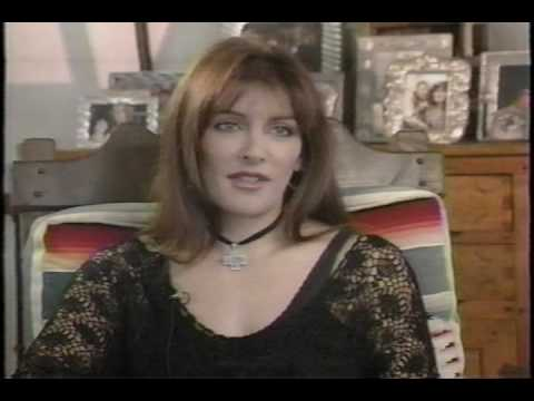 Marina Sirtis interviewed on Ch. 13 News 11/8/1993