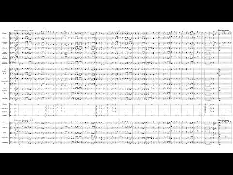 Indonesia Raya (National Anthem of Indonesia) for Symphony Orchestra