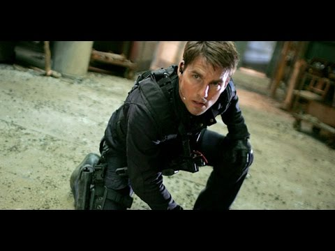 Mission Impossible (1, 2, 3, 4, 5) Film - Tom Cruise
