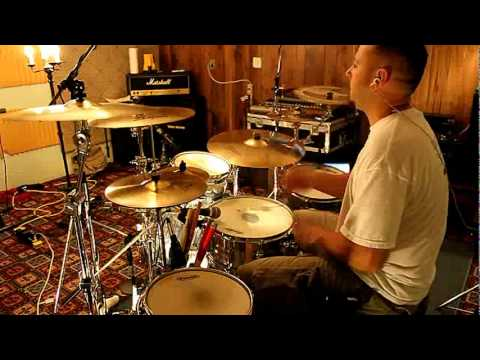 "Nirvana,""Come As You Are"" Drum Cover"