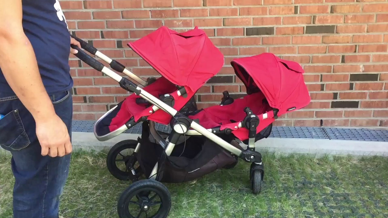 How To Remove The Textiles On A Babyjogger City Select