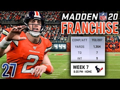 last-chance-for-rookie-qb-adam-cain?---madden-20-broncos-franchise-(y2:g7)---ep.27