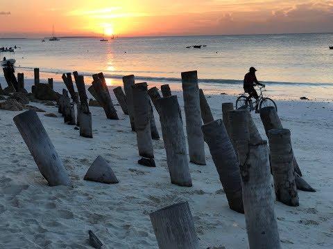 Zanzibar by bike 2017