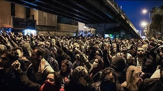 Proteste gegen Staatsspitze in Iran