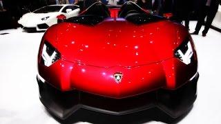Lamborghini's New CEO Stefano Domenicali Drives Toward the Future