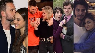 Pretty Little Liars ... and their real life partners