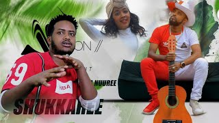 New Oromo Music Farhan Badesa (Shukkaree Tiyya) 2021 Reaction