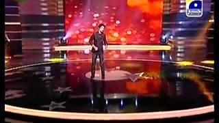 "Waqas Ali Vicky ""Barfi Singer""_ Pakistan Idol _ Episode 23"