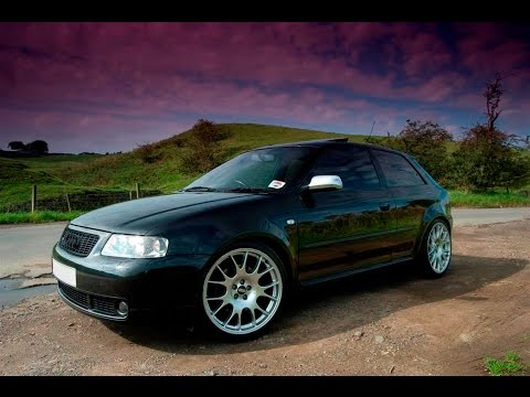audi a3 8l 1 8t quattro catless exhaust sound youtube. Black Bedroom Furniture Sets. Home Design Ideas