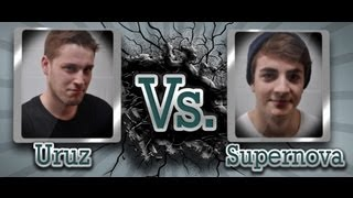 URUZ vs SUPERNOVA 1/2 FINALS BELGIAN BEATBOX CHAMP 2013.