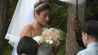 Evelyn and Irving Wedding Ceremony
