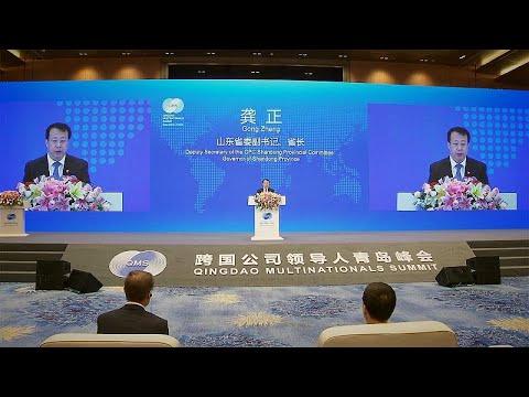 Çin'den yabancı yatırım için yeni teşvikler: Qingdao'da ilk kez çok uluslu zirve düzenlendi