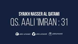 Download Video QS Aali 'Imran ayat 31 MP3 3GP MP4