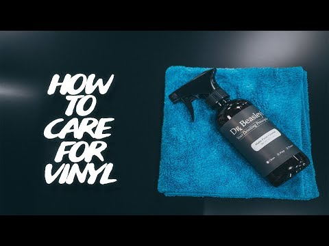 How To Care For Vinyl Wrapped Vehicles