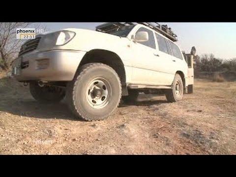 Mit dem Jeep durch Angola - Im Konvoi durch eine kaum bekannte Welt (Doku in HD)