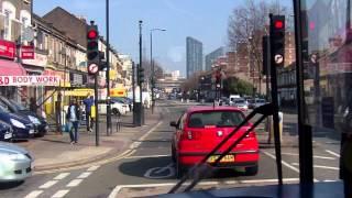 86: Stratford to Romford (Dennis Trident 2)