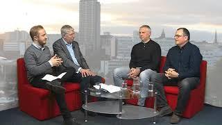 Sheffield Live TV Simon Tracey & Paul Taylor 25.1.18 Part 2