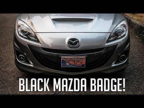 HOW TO REMOVE & PLASTI DIP FRONT EMBLEMS!