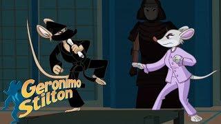 Video Geronimo Stilton | Kung Fu Thea Stilton | Compilation | Cartoons for Children download MP3, 3GP, MP4, WEBM, AVI, FLV September 2018