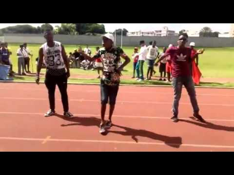 AFRO DANCE 3 BREEZY GANG MAURITIUS