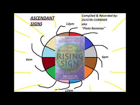 how to find your ascendant sign