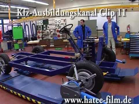 Gesellenprüfung Kfz Praxis Teil 2 Hamburg