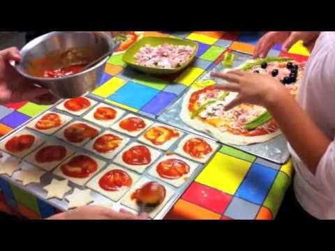 Curso cocina para ni os 2 youtube for Cocina para ninos