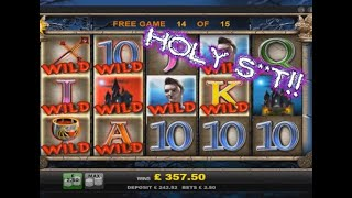 A Full Online slots Compilation Video! Desert Cats, Vampires & More!
