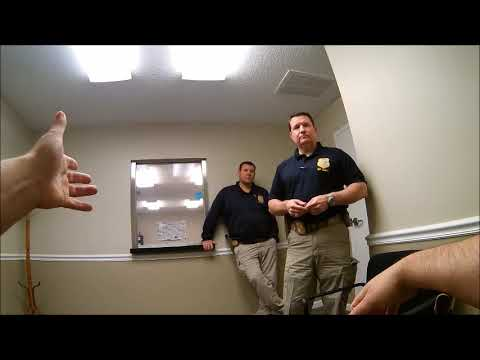 GBI Investigations for Officers Breaking the Law... Must SEE!!!