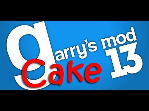 Cake 16.04.2014 [#1]: [Garry'sMod] MADDYSON, Eva, JesusAVGN, Autodestruction