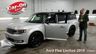 Ford Flex Limited 2019 Used  #190033 Car-On Auto Sales Ottawa