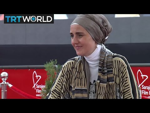 Interview with Aida Begic at Sarajevo Film Festival