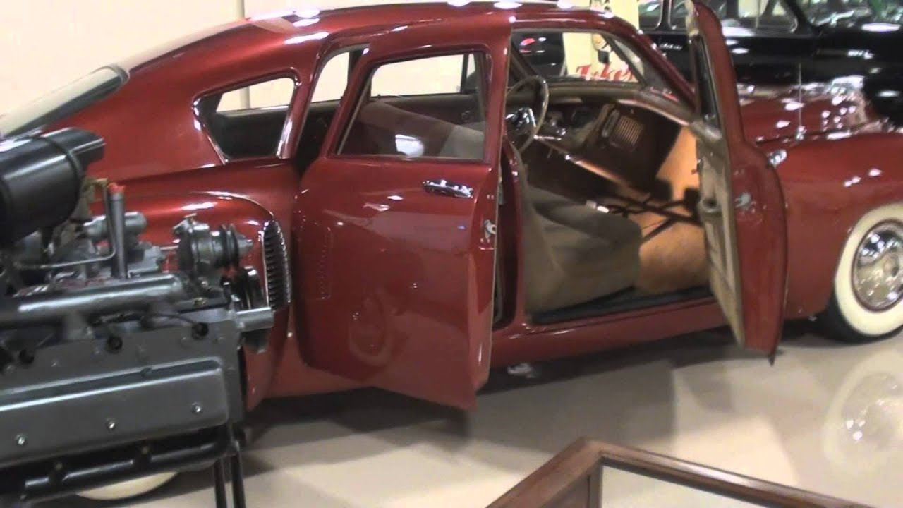 1948 Tucker Classic Car Youtube