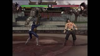 MK VS DC CAT WOMAN INSTANT KILL GLITCH ONLINE