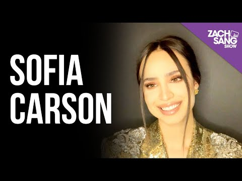 Sofia Carson Talks Fools Gold, Descendants: The Royal Wedding, Cooking Fails & More