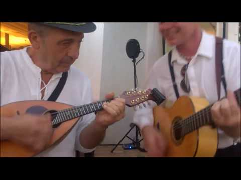 villa eva | ravello | wedding music | duo | guitar and mandolin