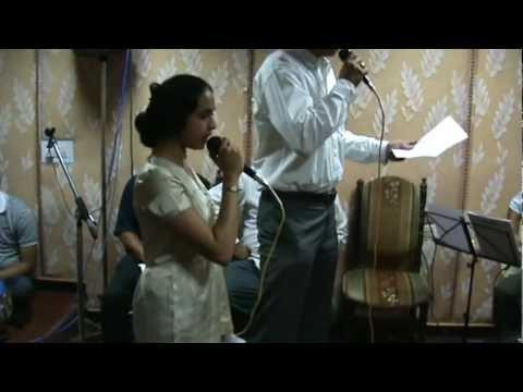 Dil tera diwana hai sanam Rehearsal Netri Pathak & Chirag Desai