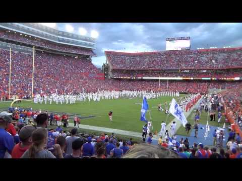 Florida Gator Gameday Traditions 2014