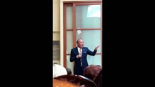 Обучение Ли Цзинь Юаня часть 3 из 3-х Киев 3 июня