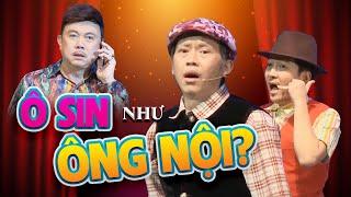 Hài Hoài Linh, Trường Giang, Chí Tài Hay Nhất - Ô Sin Và Ông Nội