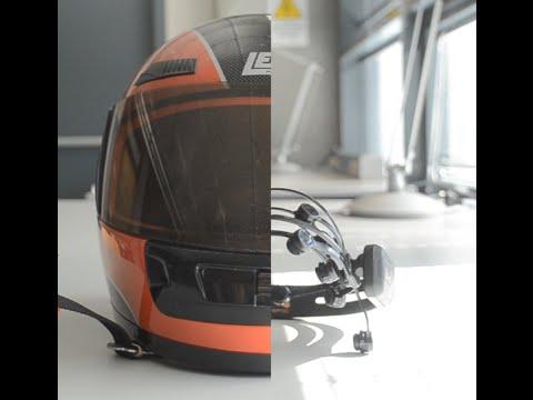 """Ride, il casco """"smart"""" per motociclisti"""