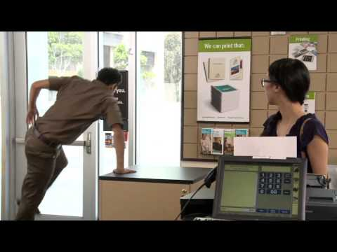 UPS Store Opening Video 2012