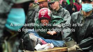 China Sichuan Earthquake:Moments That Moved Us