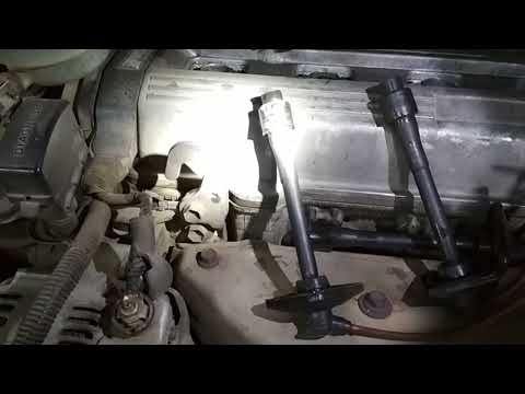 3s-fe Toyota RAV не стабильная работа двигателя(троит)