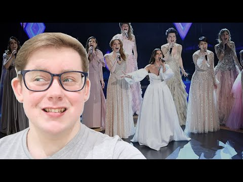 Reaction to Idina Menzel, Aurora - Into the Unknown - Live at the Oscars