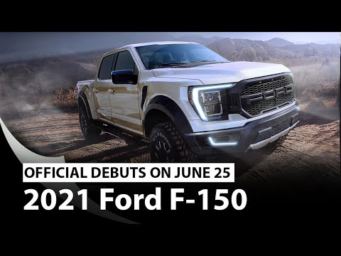 It's Official: 2021 Ford F-150 Will Be Revealed On June 25